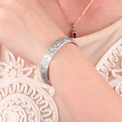 Fortune Pixiu Lucky Bangle