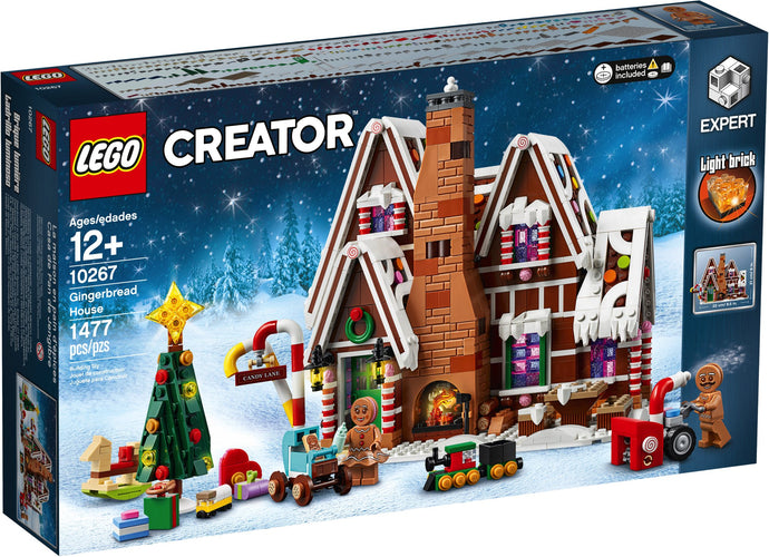 LEGO Creator Expert Gingerbread House (10267)