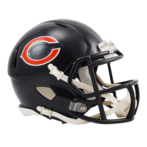 BEARS MINI SPEED HELMET (Helmet, Signed, or Personalized)