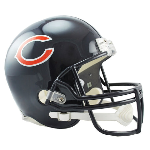CHICAGO BEARS RIDDELL VSR4 FULL SIZE REPLICA FOOTBALL HELMET