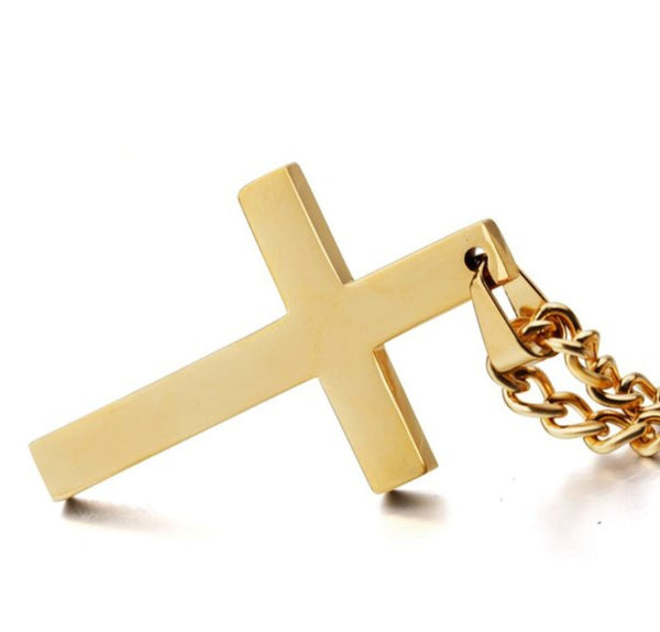 The Simplicity Cross - Zyphyr Jewelry NECKLACES
