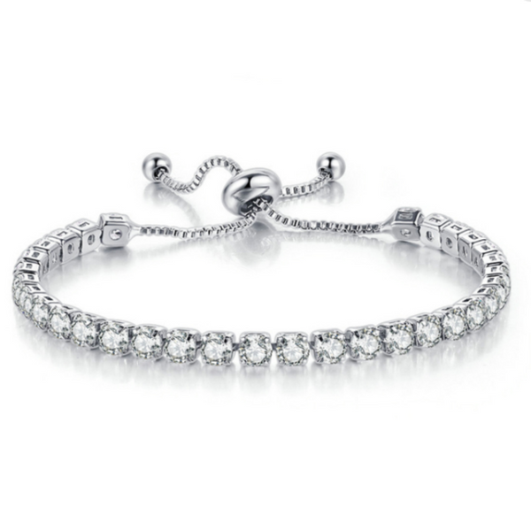 The 925 Tennis Bracelet - Zyphyr Jewelry BRACELETS
