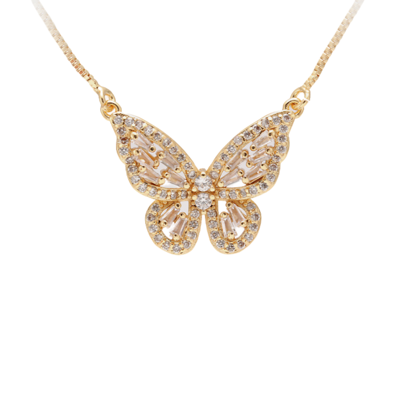 Dream Butterfly Necklace