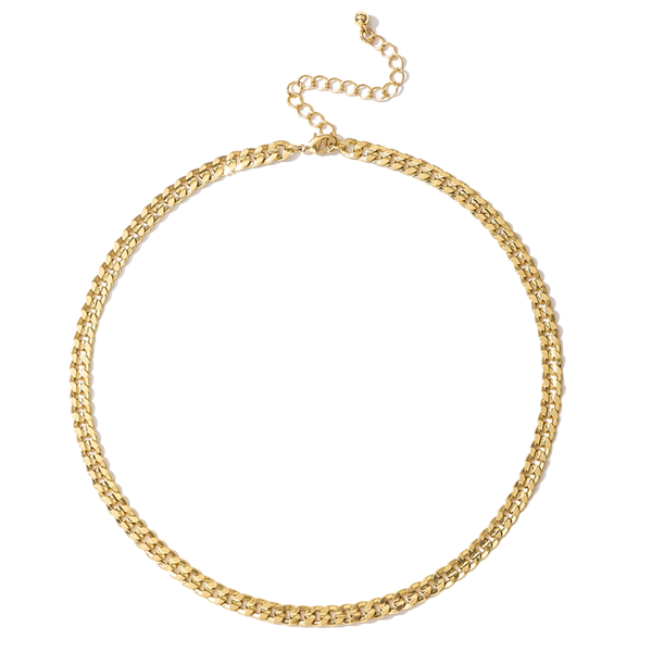 Cuban Link Gold Necklace