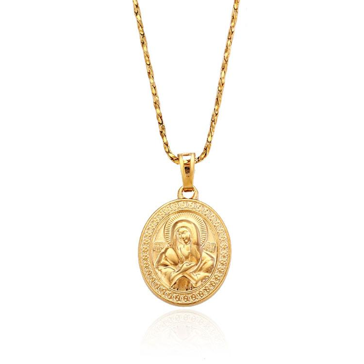 The Virgin Mary - Zyphyr Jewelry NECKLACES