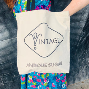 Official Antique Sugar Tote Bag
