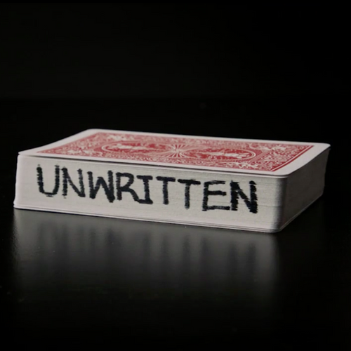 Unwritten (Red) - Lydon Jugalbot - The Online Magic Store