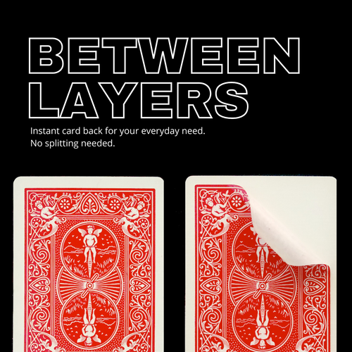 Between Layers - The Online Magic Store - The Online Magic Store