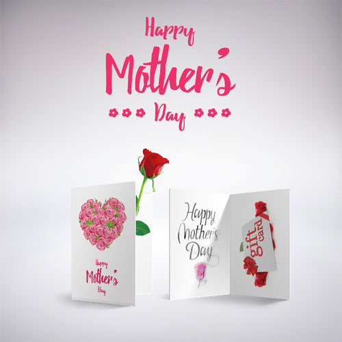 Gift Card | Mother's Day Free Trick - SansMinds Creative Lab - The Online Magic Store