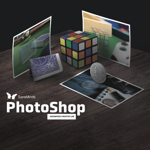 Photoshop 2.0 - SansMinds Creative Lab - The Online Magic Store