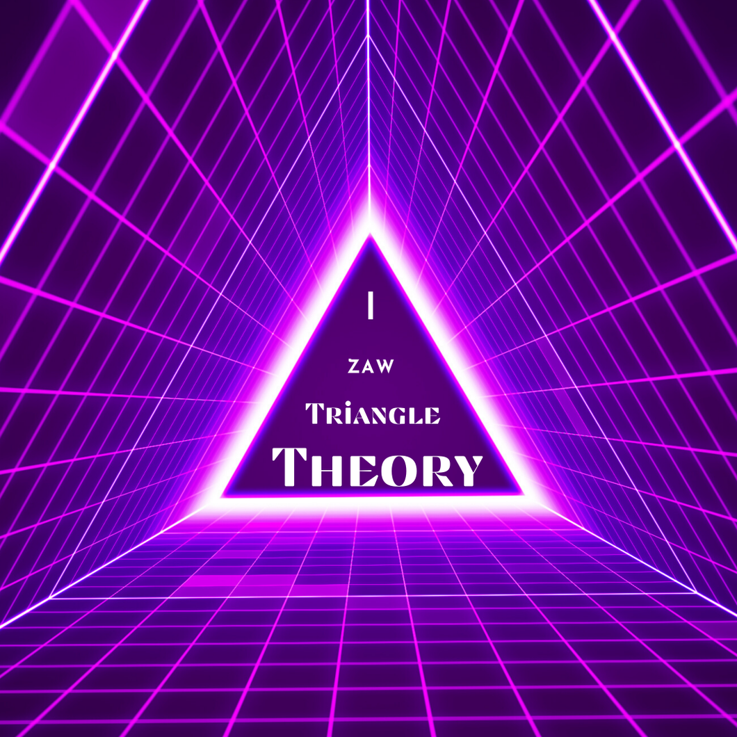Triangle Theory - Zaw Shinn - The Online Magic Store