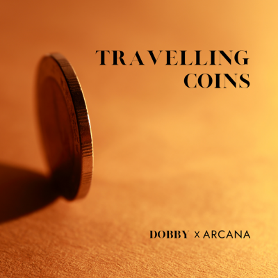 Travelling Coins - Dobby - The Online Magic Store