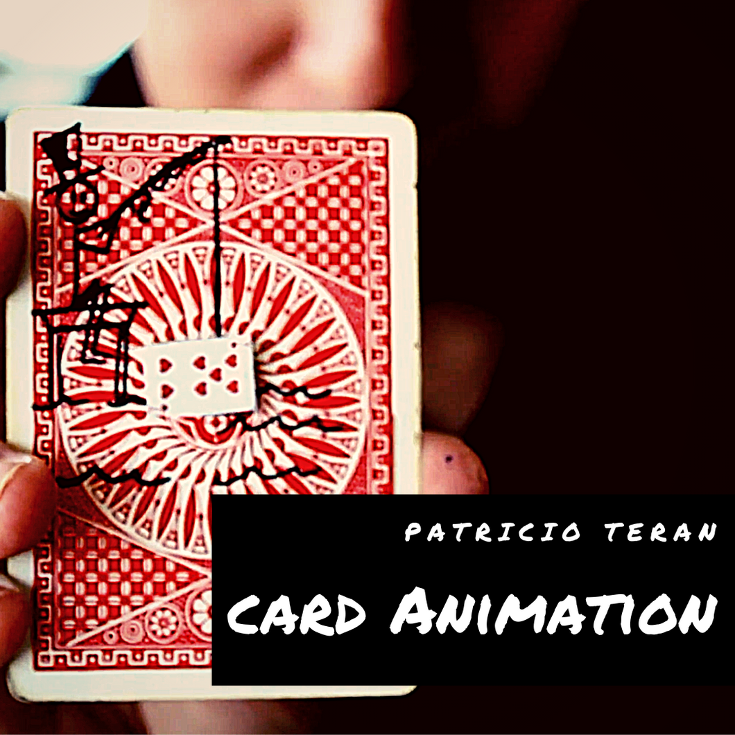 Card Animation - Patricio Teran - The Online Magic Store