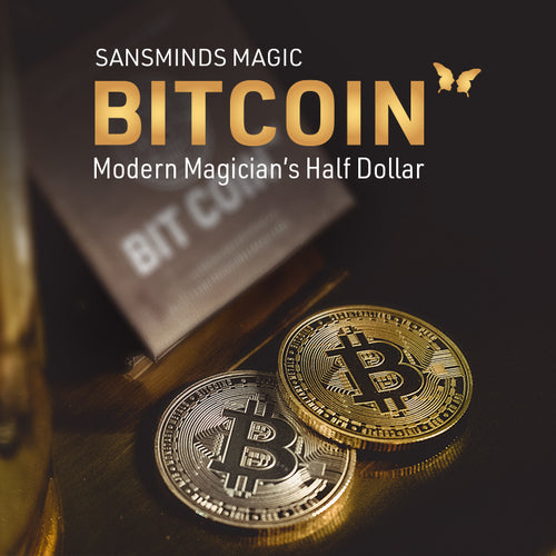 Bitcoin for Modern Magicians