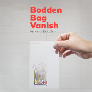 Bodden Bag Vanish
