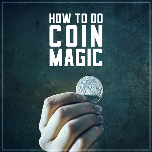 How To Do Coin Magic - Zee - The Online Magic Store