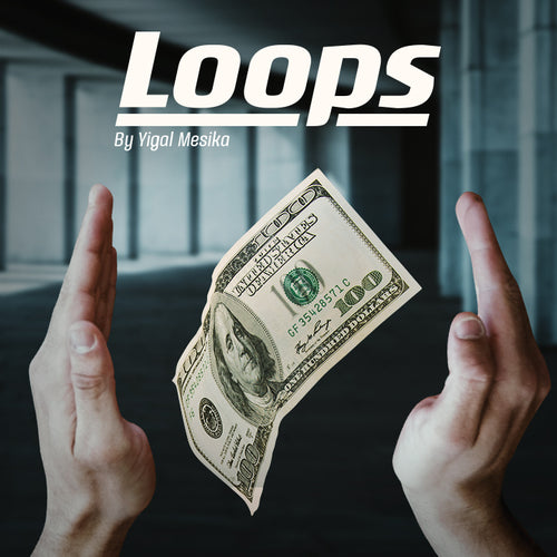 Loops - Levitate! - Yigal Mesika - The Online Magic Store