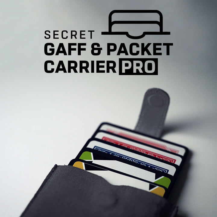 Secret Gaff and Packet Carrier Pro - SansMinds Creative Lab - The Online Magic Store