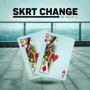 SKRT Change - Rich Li - The Online Magic Store