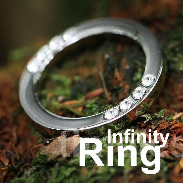 Infinity Ring - Will Tsai - The Online Magic Store