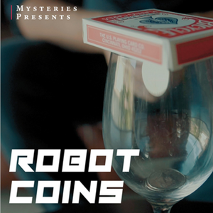 Robot Coins - Mysteries Magic - The Online Magic Store