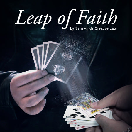 Leap of Faith - SansMinds Creative Lab - The Online Magic Store