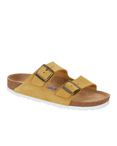 Women's Arizona Sandal With Soft Foot Bed, Ochre