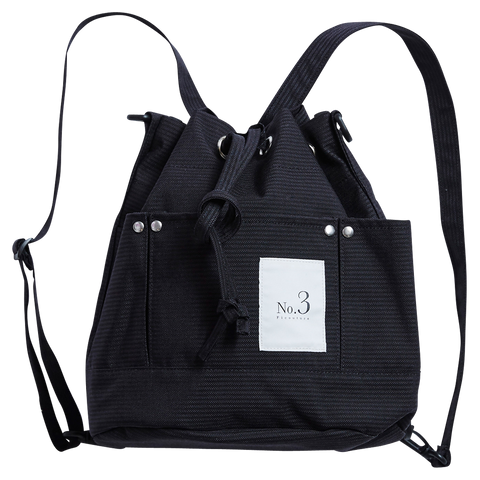 No. 3 Drost Bag, Black