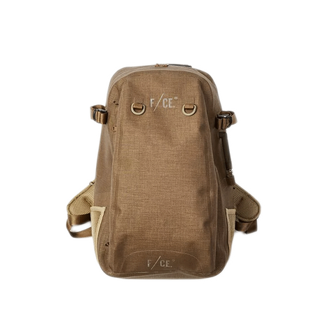 No Seam Day Pack, Camel