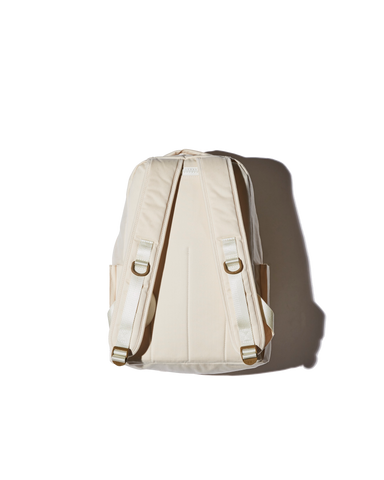 No3 2x2 Day Pack, Ivory