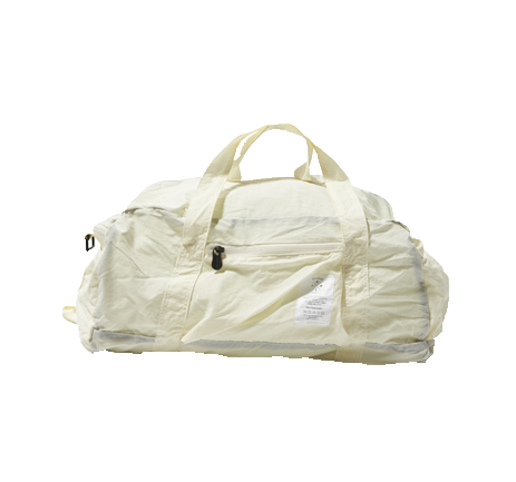 Nylon Packable 3-Way Boston, Beige
