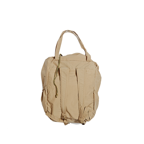Packable Tote, Beige