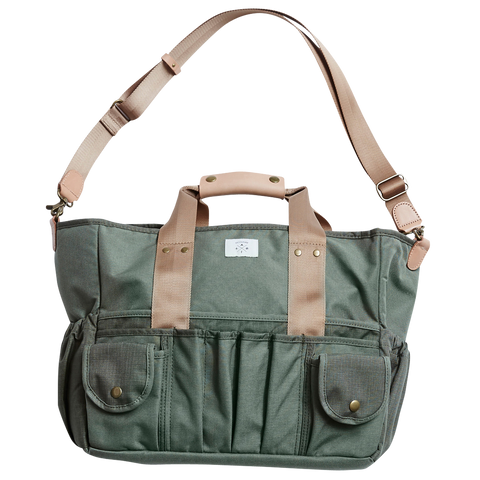 Square Tool Bag, Army
