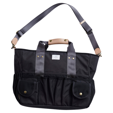 Square Tool Bag, Black