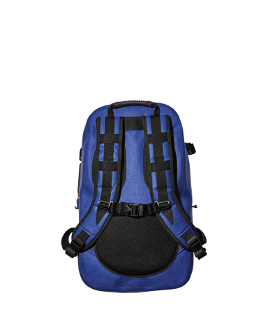 No Seam Day Pack, Blue