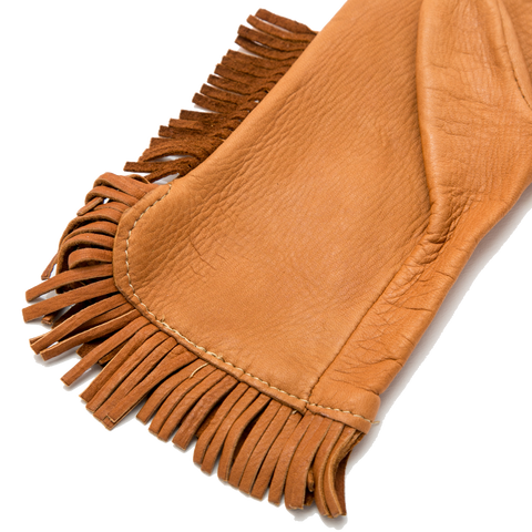 Deerskin Fashion Glove, Tan