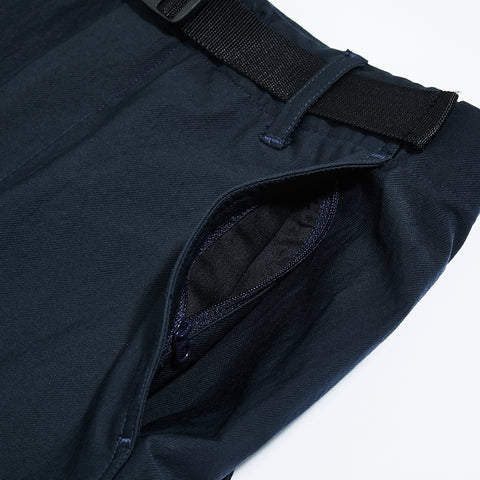 Regular Stretch Chino Trousers, Dark Navy