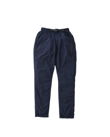Packable Track Pants , Double Navy