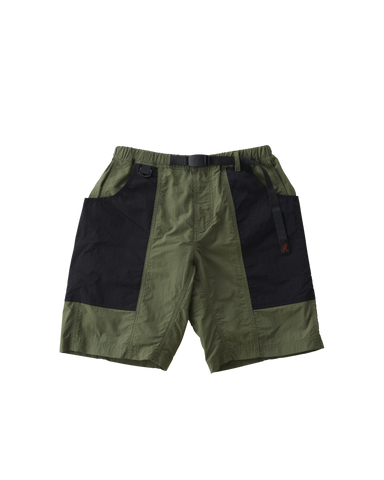 Shell Gear Shorts , Olive/Black