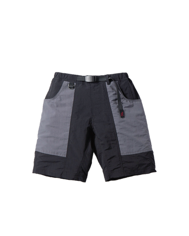 Shell Gear Shorts, Charcoal/Black