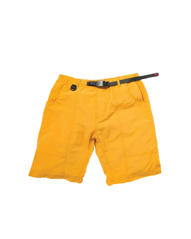 Shell Gear Shorts, Mustard
