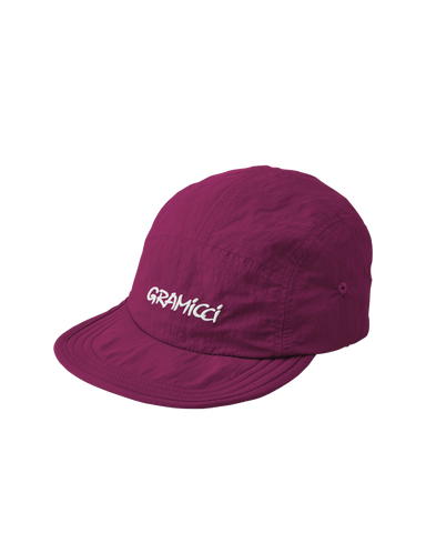 Shell Jet Cap, Raspberry