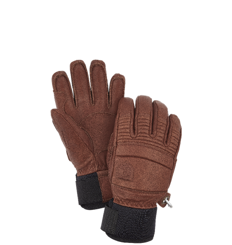 Fall Line Glove, Brown