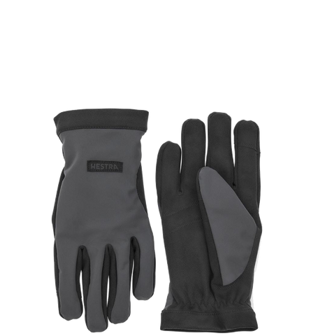 Mason Glove, Grey / Black
