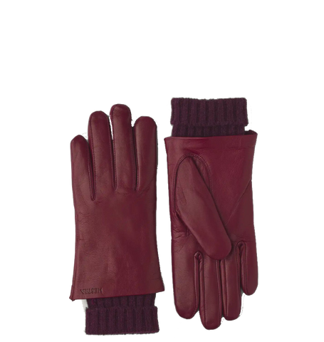 Megan Gloves, Dark Red