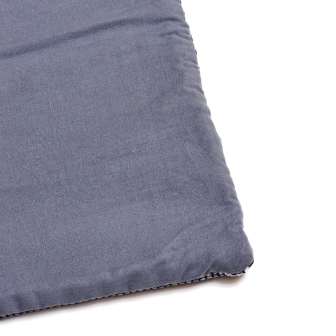 Denim Cushion Cover, Blue