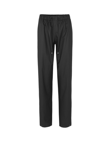 Rain Trousers , Black