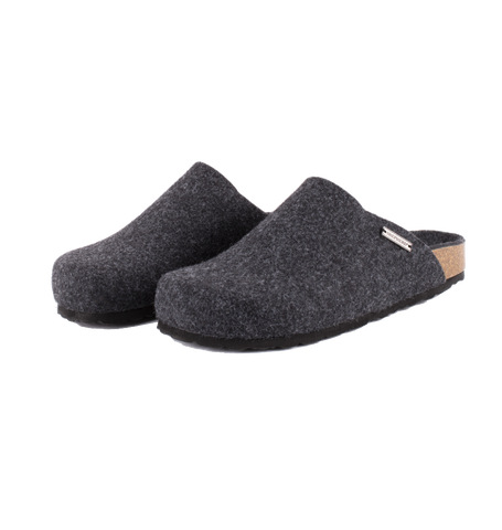 Morgan Slipper, Black