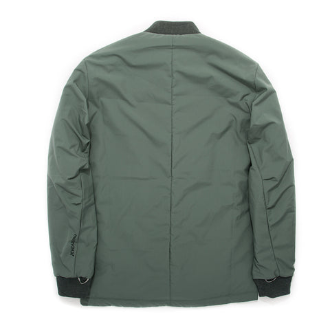 M's Pitch Jacket, Storm Green