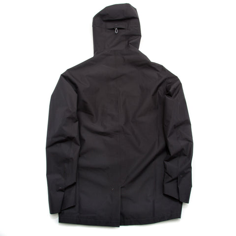 M's Sherlock Coat, Rock Black